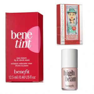 Benefit gift collage