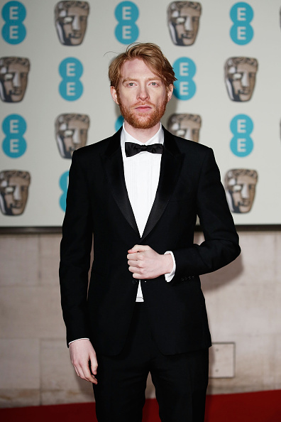 You scrub up well, Domhnall