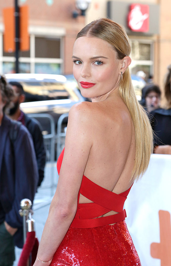 "TORONTO, ON - SEPTEMBER 08: Actress Kate Bosworth attends the ""Still Alice"" Premiere during the 2014 Toronto International Film Festival at Winter Garden Theatre on September 8, 2014 in Toronto, Canada. (Photo by Philip Cheung/Getty Images)"