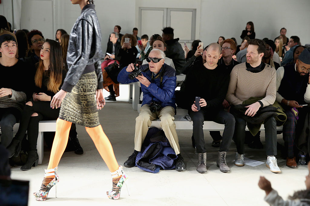 Xuly Bet - Front Row - Fall 2016 New York Fashion Week: The Shows
