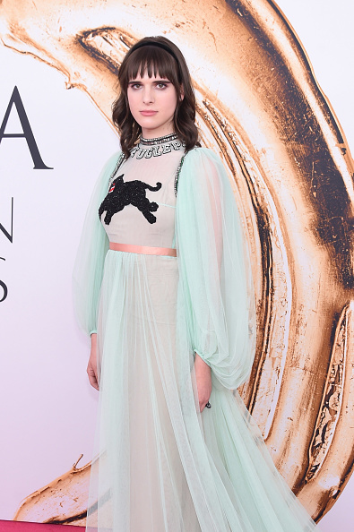 attends the 2016 CFDA Fashion Awards at the Hammerstein Ballroom on June 6, 2016 in New York City.