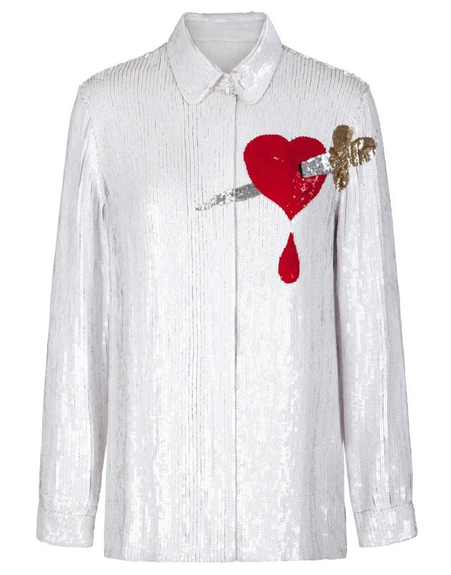 Shirt by Natalie B. Coleman