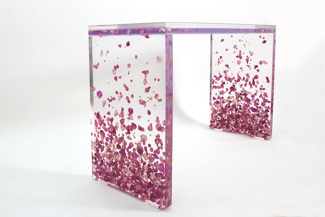 Rosepetal console by Farm 21 young designers