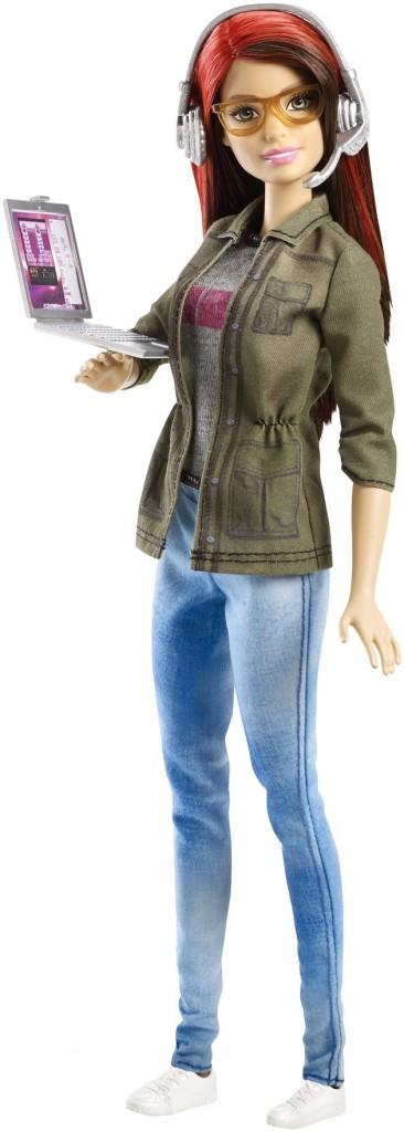 Tech Barbie