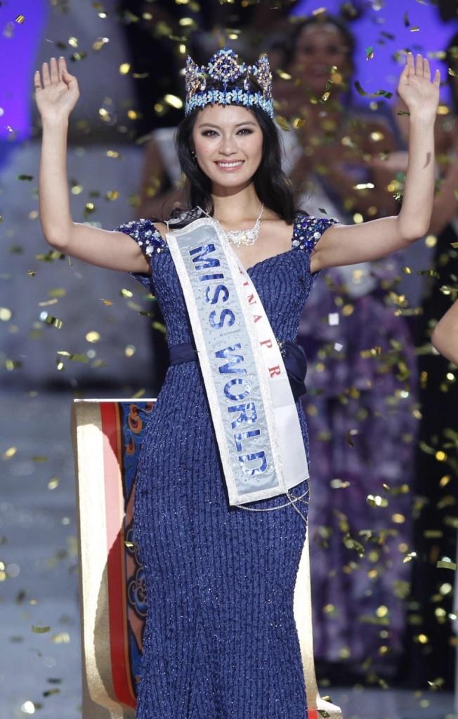 2012 China: Yu Wenxia