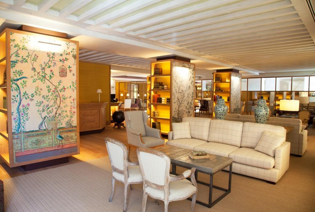 Urso Hotel & Spa_Madrid_lounge
