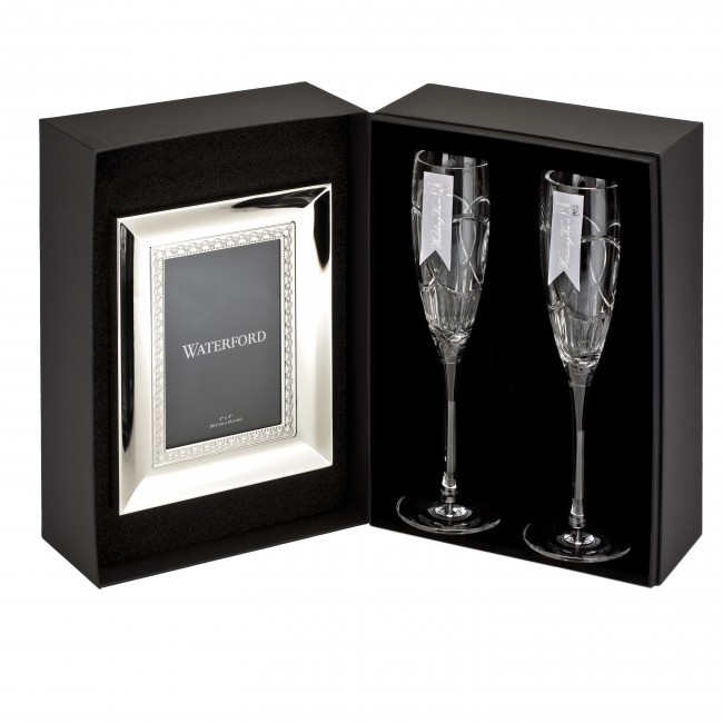 Wedding gift set, Waterford Crystal at Kilkenny Design