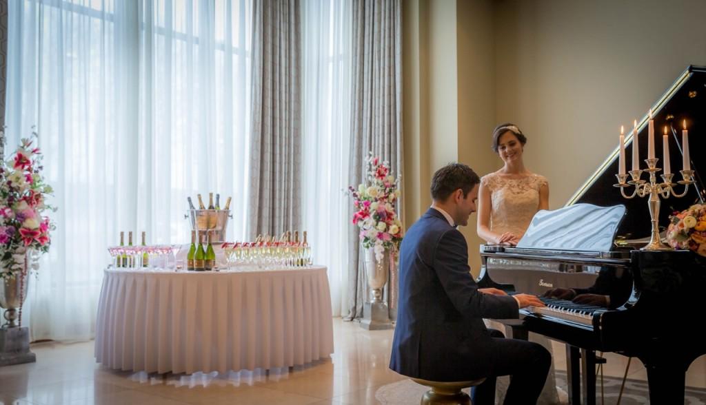 piano lounge bridal