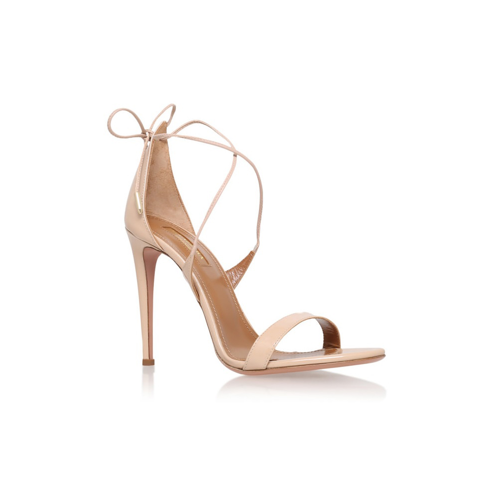 Aquazurra Linda 105 Heeled Sandals _495