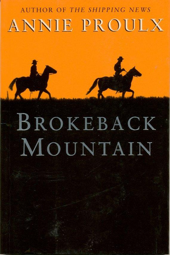 Brokback M book cover