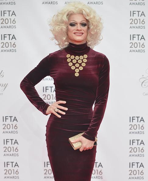 Panti attends the 2016 IFTA in Dublin