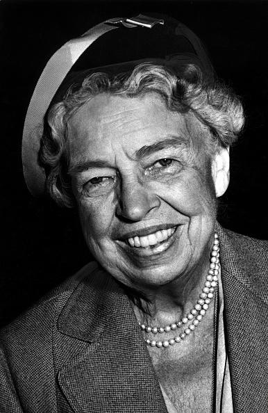 Roosevelt, Eleanor - Politikerin, USA