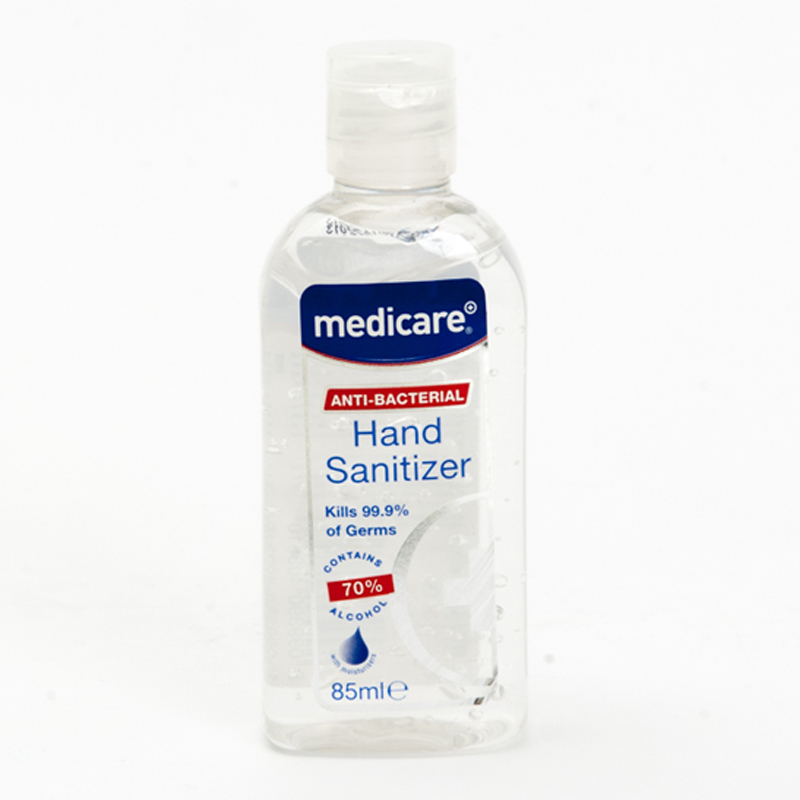 MEDICARE_HAND_SANITISER_85ML_IN_DISPLAY_PACK_20_MD800_Pic1