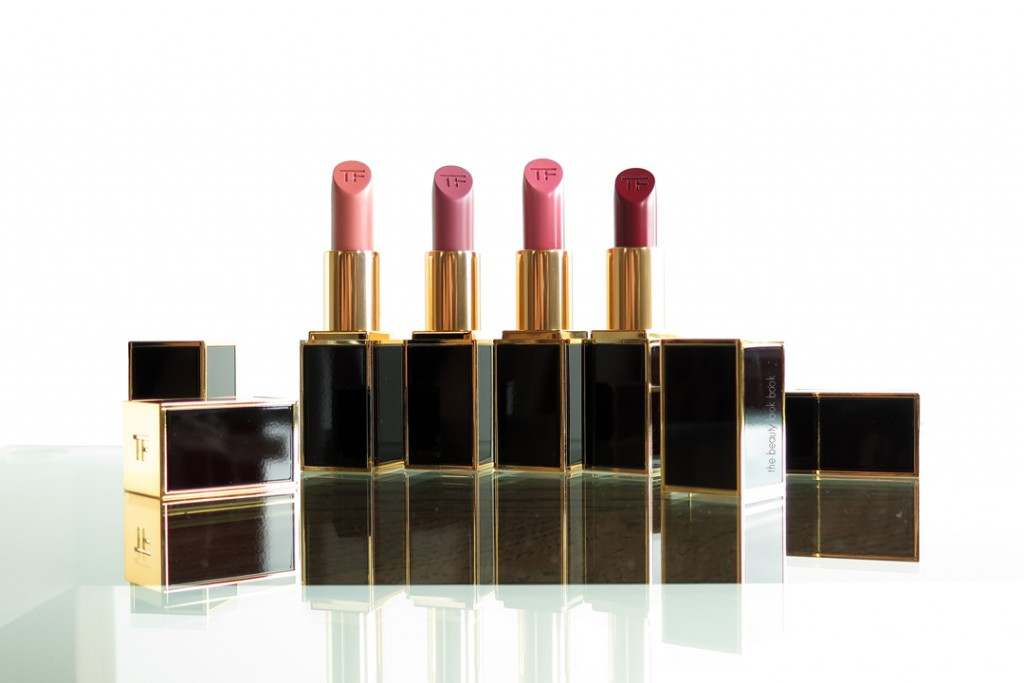 Tom Ford Lip Color Matte First Time Pink Tease Pussycat and Velvet Cherry
