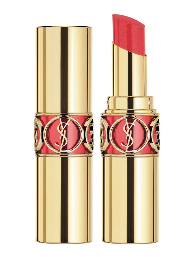 YSL Rouge Volupte Extreme Coral