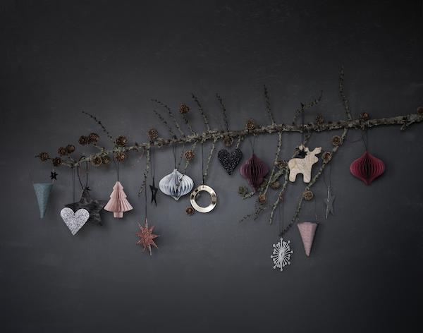 Nordic Elements, Christmas Pop-Up