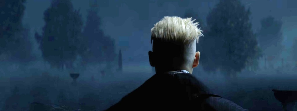 "Johnny Depp is rumoured to be playing Grindelwald in the upcoming ""Fantastic Beast and Where to Find Them""."