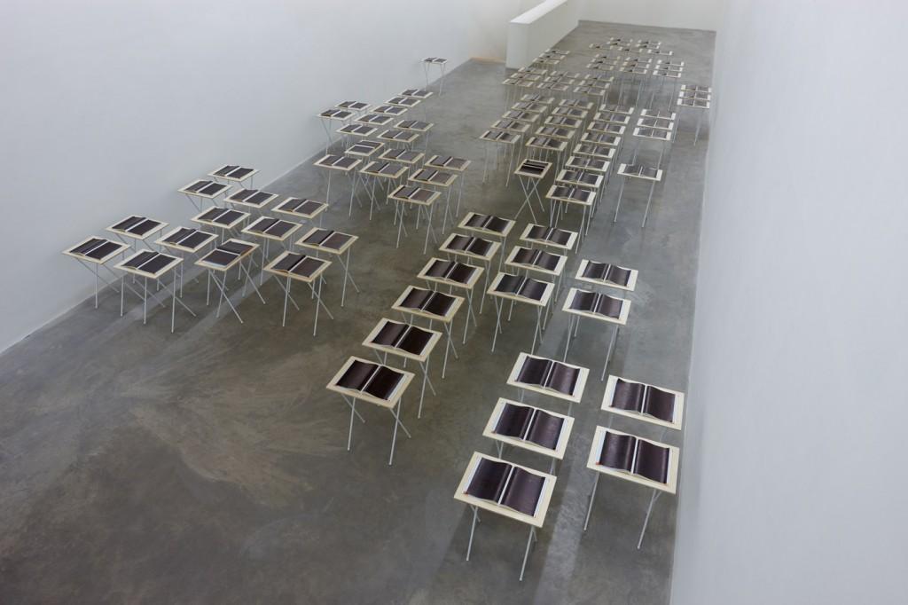 Kathy Prendergast, Kerlin Gallery, Dublin Gallery Weekend