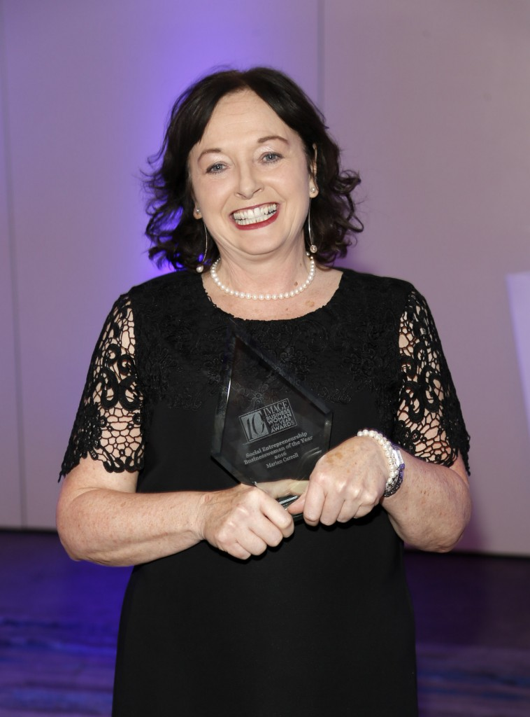marian-carroll-social-entrepreneur-of-the-year-at-the-10th-annual-image-business-woman-of-the-year-awards