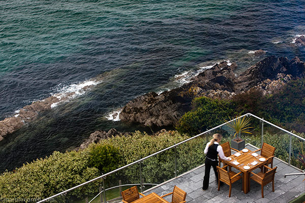 Cliff House Hotel Terrace