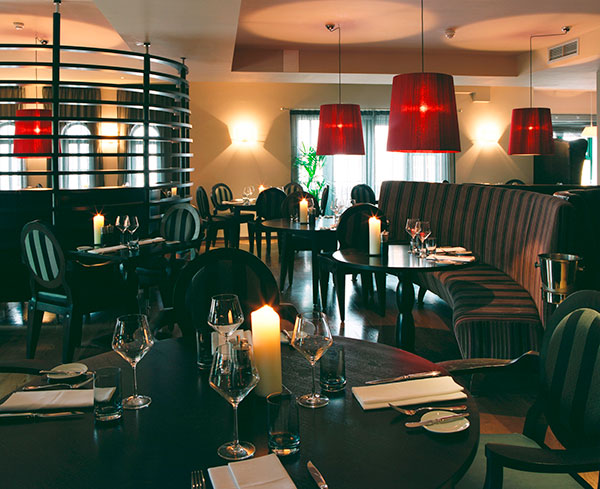 Twelve Hotel West Restaurant