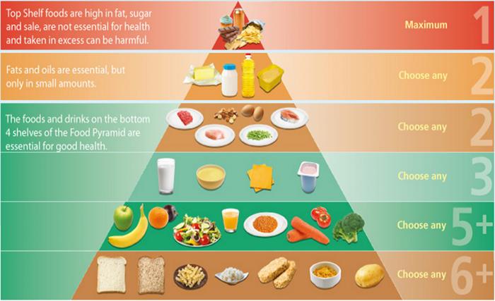 old-food-pyramid
