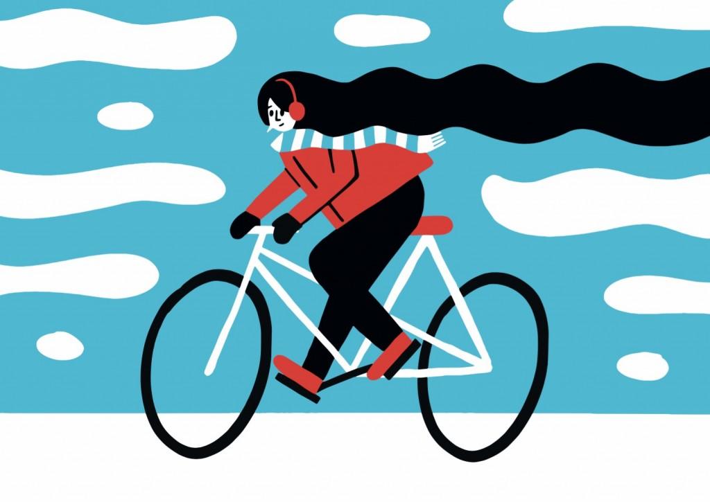 Bike by Fuchsia McAree