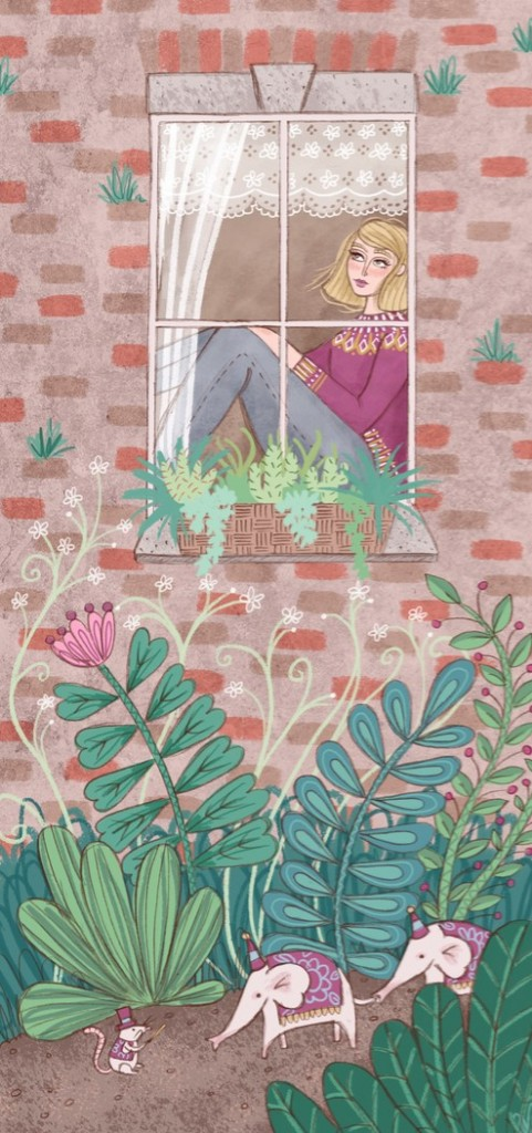 Window by Rachel Corcoran