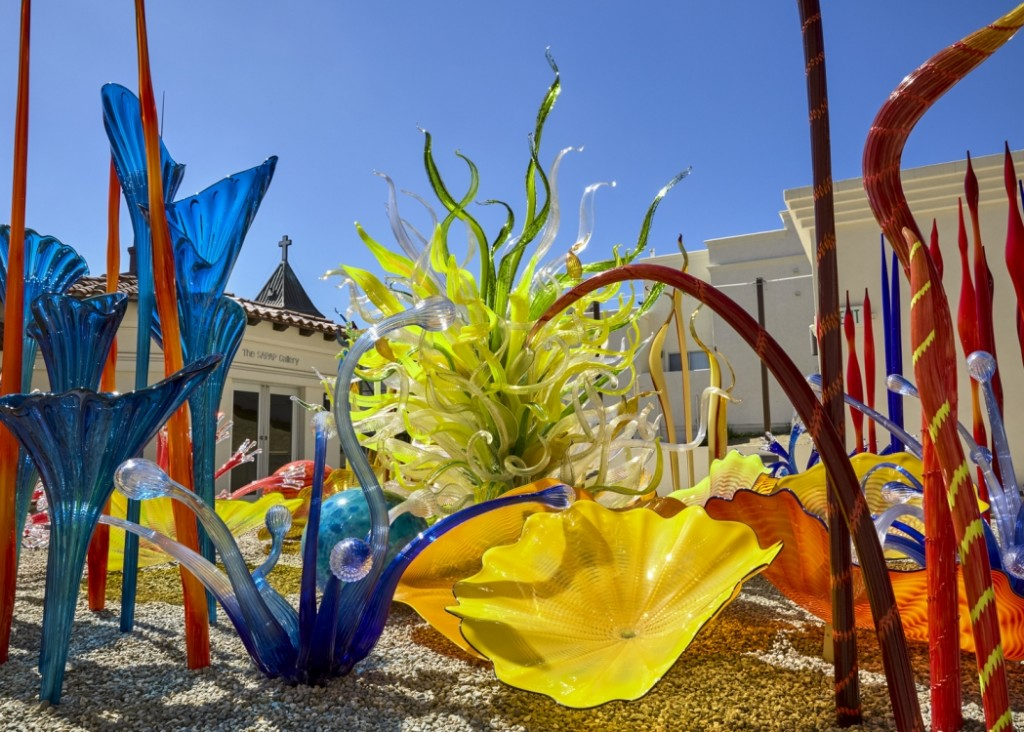 Dave Chihuly Mille Fiori