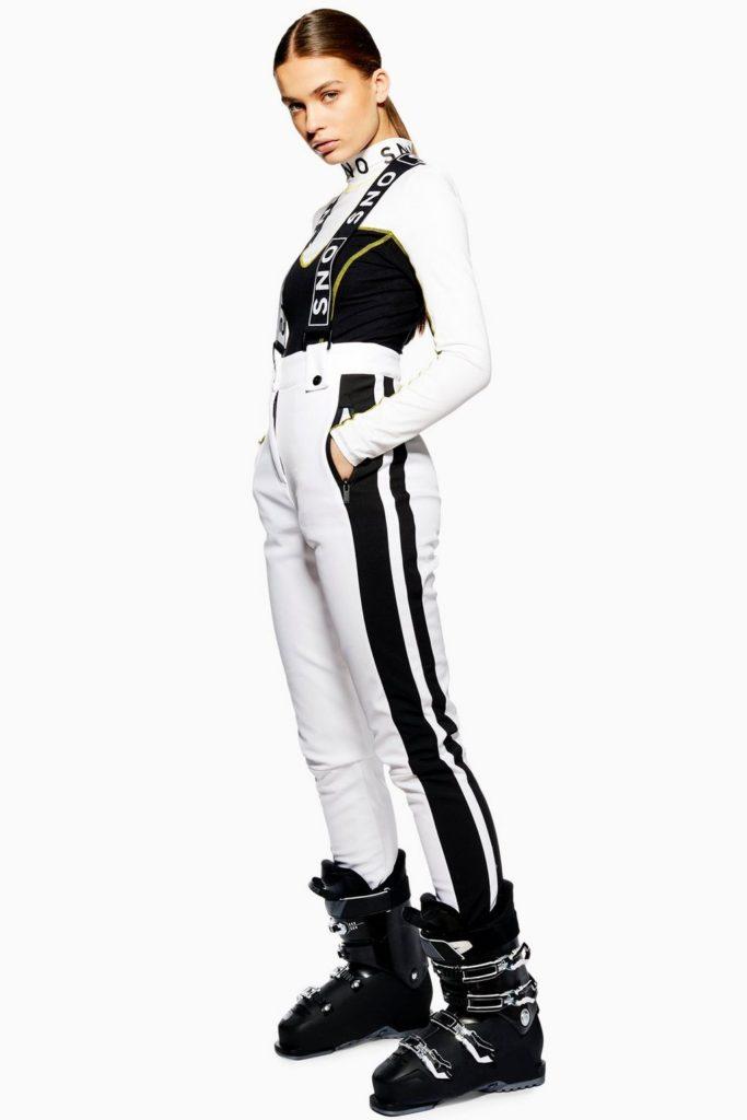 Topshop SNO trousers,€82.40 at topshop.com