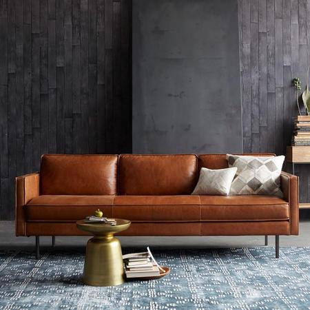 West Elm sofas