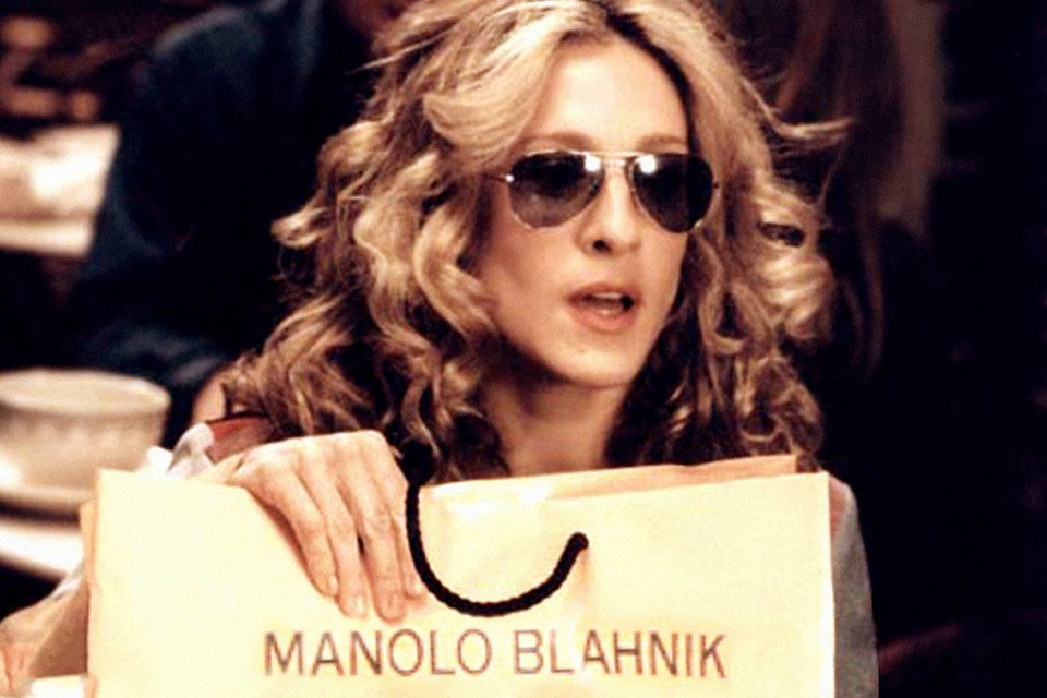 Carrie Bradshaw, HBO