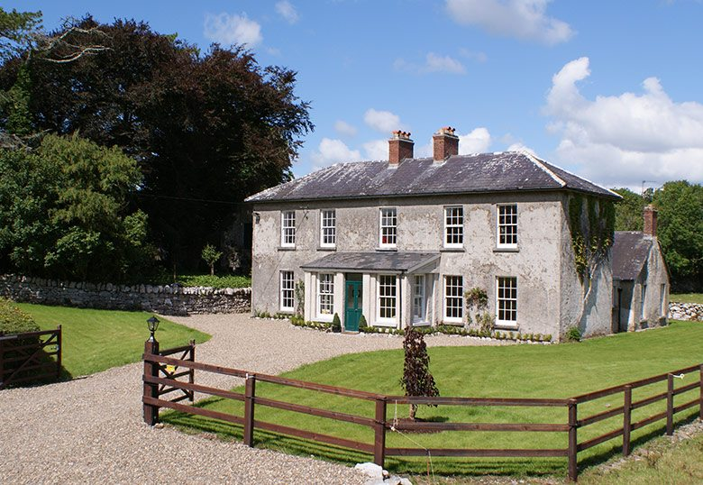 Inchiquin House, Co Clare