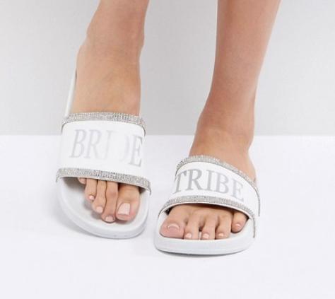 Bridal sliders