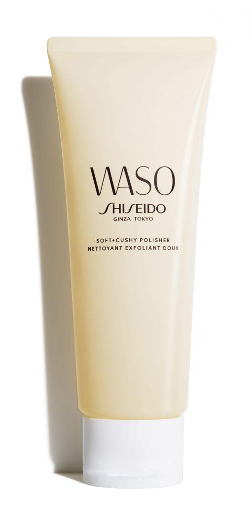 Shiseido exfoliant