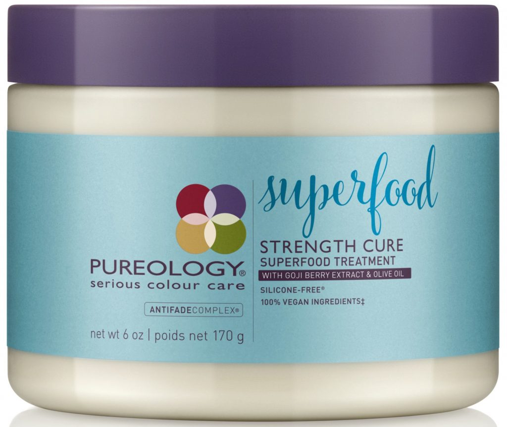 Pureology hair treatment