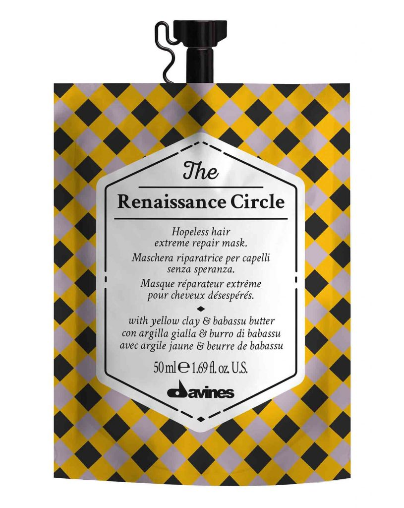 Davines The Circle Chronicles Renaissance Mask