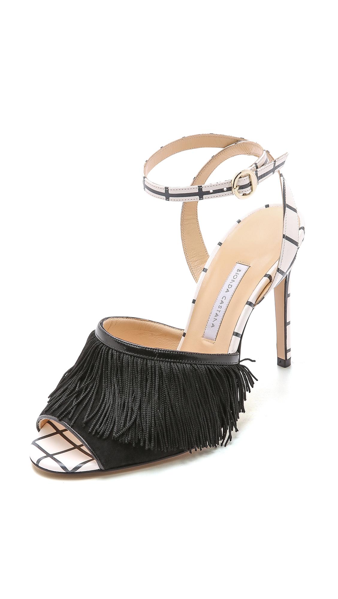 Athena sandals byBionda Castana, €644.40 at shopbop.com