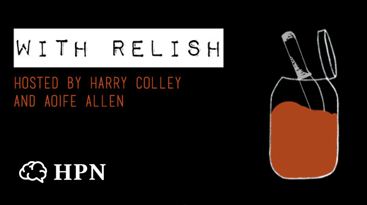podcast episode with relish