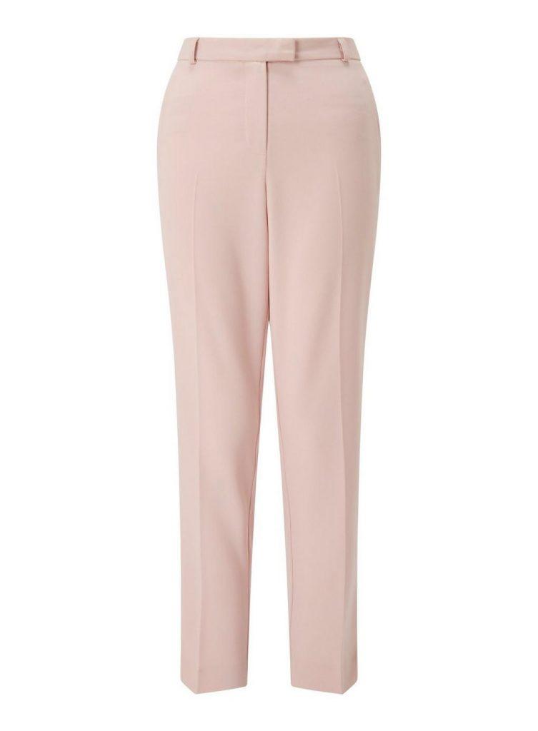 Blush cigarette trousers, €28.50 at missselfridge.com