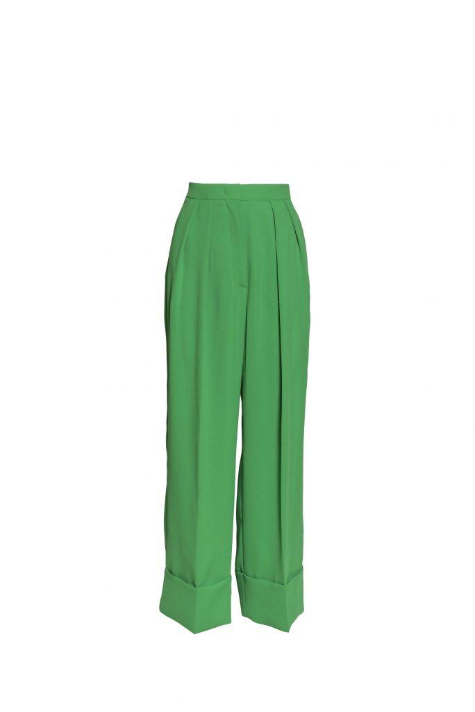 Tailored pants by Sara Battaglia, €319 at sarabattaglia.com
