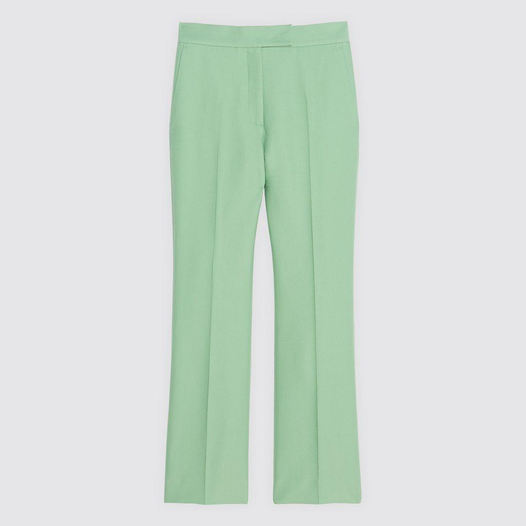 7/8 length tailored trousers, €302.13 at sandro-paris.com