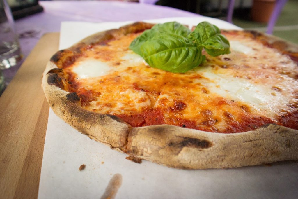 Basil pizza, Ringsend