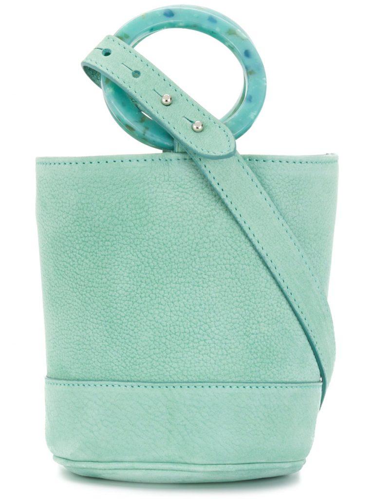 Bonsai min shoulder bag by Simon Miller, €516 at farfetch.com