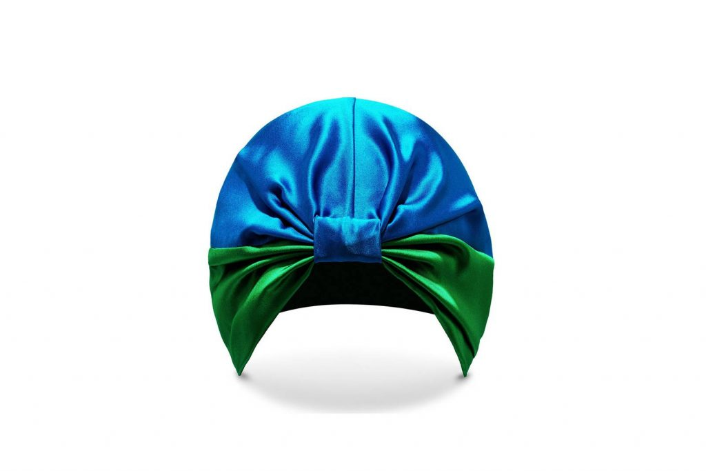 The Isla turban, €51.68 atSilke London