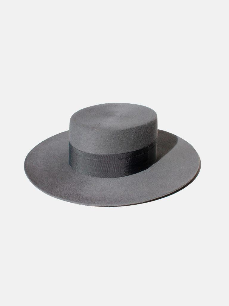 Gray Caco Hat, €285 at deoteyza.com