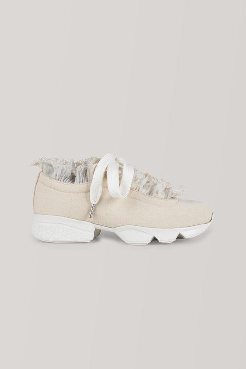 Harriet sneaker, €279 at ganni.com