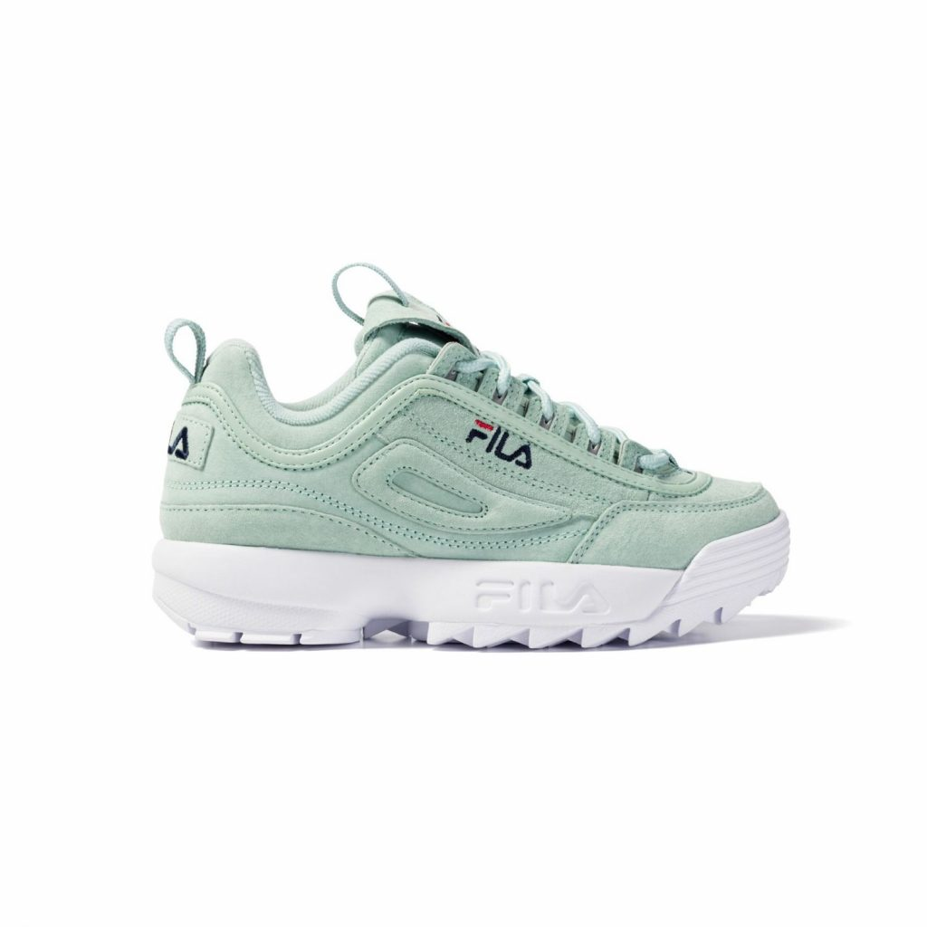 Fila disruptor, €129.95 at fila.de