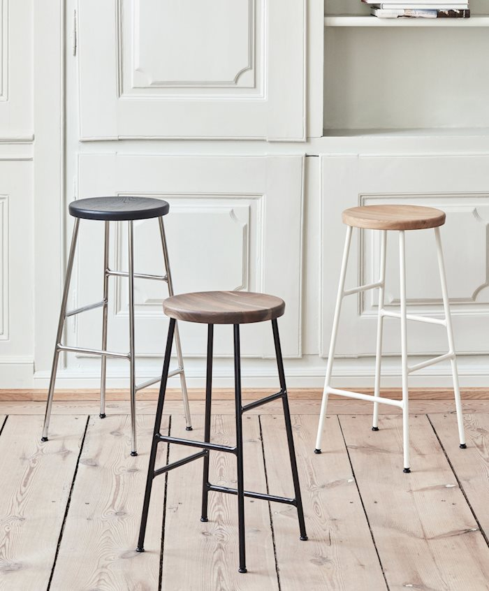 Cornet bar stool,195,HAY
