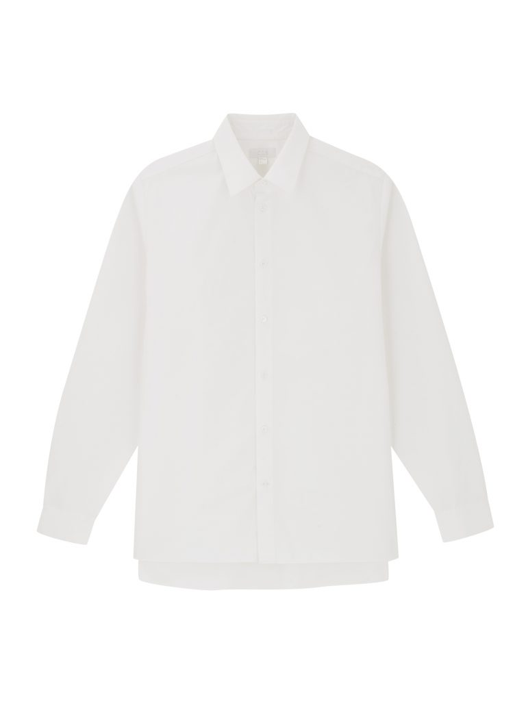 Collared white shirt, Cos AW18